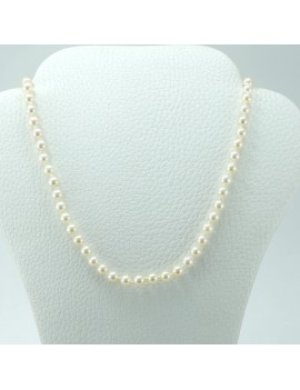 NECKLACE 40 cms PEARLS...