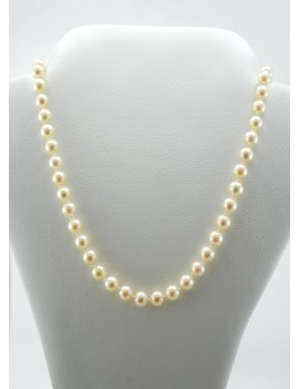 Collar perlas de cultivo ,...