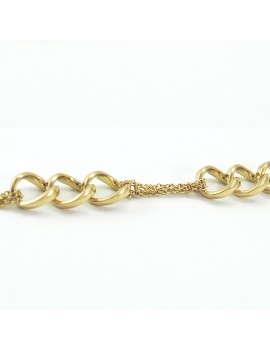 BRACELET IN GOLD 18K WITH...