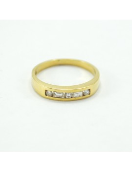 RING IN GOLD 18K, 2...