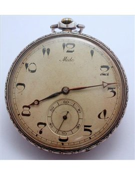 MIDO POCKET WATCH FOR MAN