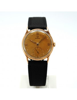 OMEGA ANTIQUE 18K PINK GOLD...