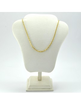 GOLD CHAIN ​​FORCET 18K OF...