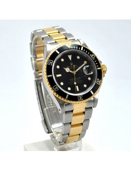 ROLEX SUBMARINER 16613 YEAR...