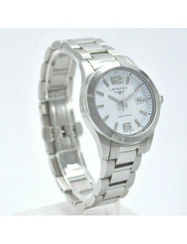 LONGINES CONQUEST DAMA...