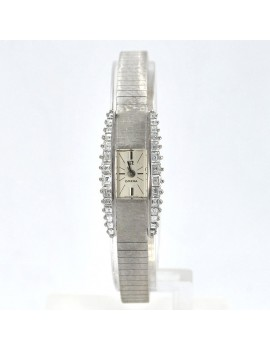OMEGA LADY WATCH 8088 WHITE...