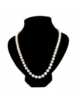 MOTHER PEARL NECKLACE WITH...
