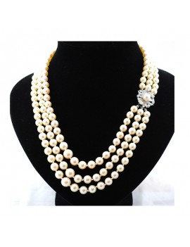 NECKLACE CULTURAL PEARLS