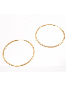 EARRINGS IN GOLD 18K , 4...