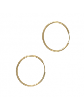 EARRINGS IN GOLD 18K...