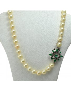CULTIVATION PEARL NECKLACE...