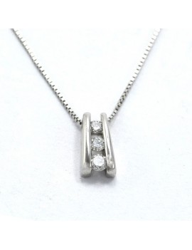 CHAIN ​​AND PLATINUM PENDANT