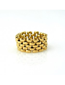 YELLOW GOLD RING 18K...