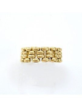 PANTHER RING IN 18K GOLD...