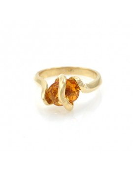 VERY EXCLUSIVE RING IN 18K...