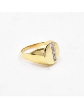 RING IN 18K GOLD WITH...