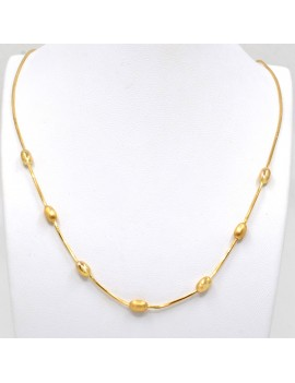 NECKLACE IN 18K GOLD
