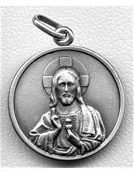MEDALLA RELIGIOSA SAGRADO CORZON. CONSUL