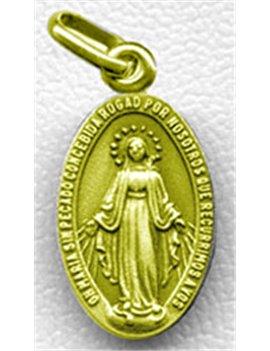 ba909e0b2a8c Facello Joyeros    MEDALLA RELIGIOSA VIRGEN MILAGROSA. CONS