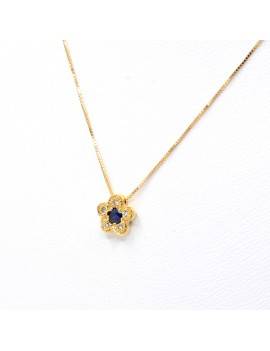 PENDANT IN 18K GOLD,...