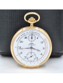 VULCAIN POCKET WATCH...