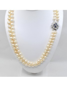 NECKLACE OF PEARLS 7 TO 9...