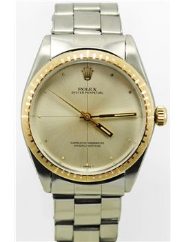 OYSTER PERPETUAL ROLEX WATCH FOR MAN