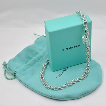 TIFFANY& CO NECKLACE CHAIN...