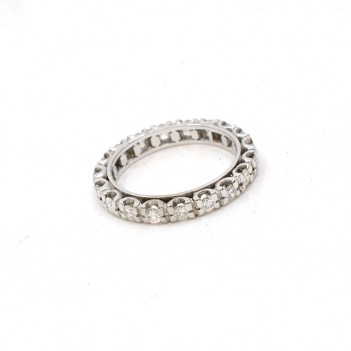 ANTIQUE RING 18K GOLD AND...