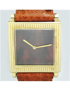 BOUCHERON PARÍS 18K / 750 GOLD LADY WATCH