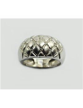 18K RING WITH DIAMONDS