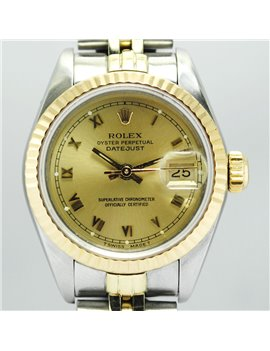 ROLEX DATE JUST FOR LADY REF. 69173