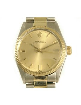 ROLEX JUNIOR STEEL AND GOLD