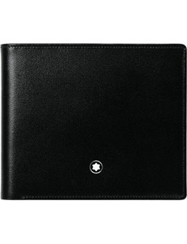 LEATHER WALLET MONTBLANC REF 14095