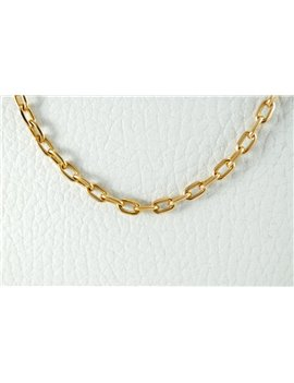 18K RED GOLD CHAIN