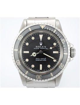 VINTAGE ROLEX SUBMARINER REF. 5513 YEAR 1968 CALIBER 1520