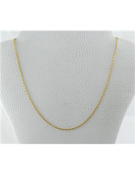 18K GOLD CHAIN FORCET