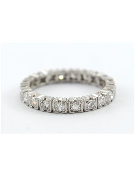 18K WITH GOLD WITH DIAMONDS RING
