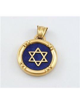 18K GOLD MEDAL RELIGIOSA