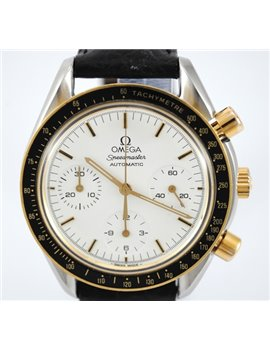 OMEGA SPEEDMASTER AUTOMATIC CHRONOGRAPH  175.0032 STEEL AND GOLD.39 MM YEAR 1991.