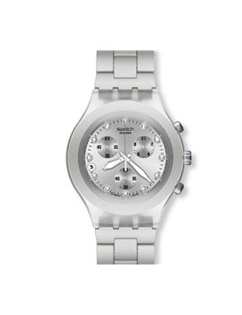 SWATCH FULL-BLOODED SILVER SVCK4038G