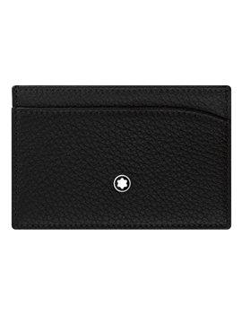 Meisterstück Soft Grain Portatarjetas de bolsillo para 3 tarjetas IDENT. NÚMERO: 114472