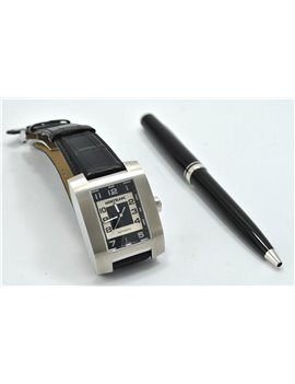 SET MONTBLANC WATCH 7058 AND PEN WITH BOX