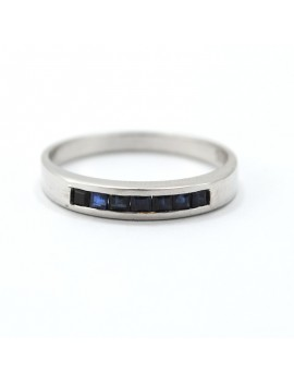 RING IN 18K GOLD WITH 7...