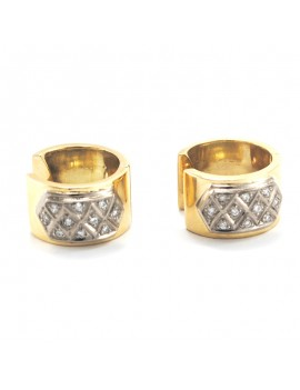 EARRING GOLD 18 and...