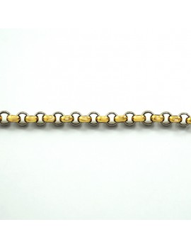 18K GOLD BRACELET WEIGHT:...