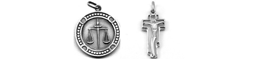 MEDALS AND CROSS